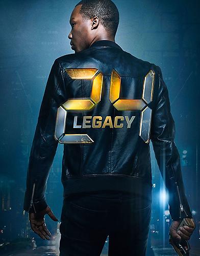 24: Legacy  Season 1 poster