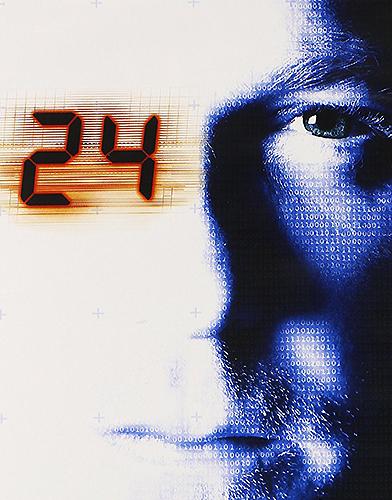 24  Season 1 poster