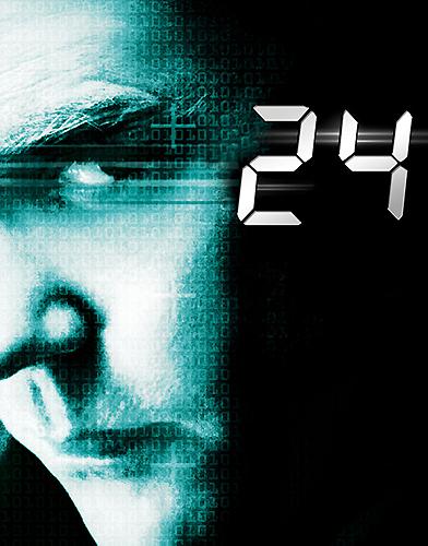 24 Season 3 Poster