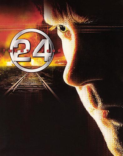 24 Season 4 Poster