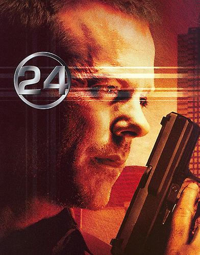24  Season 5 poster