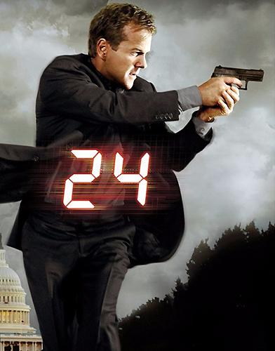 24 Season 7 Poster