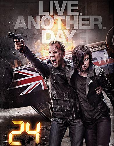 24 Season 9 poster