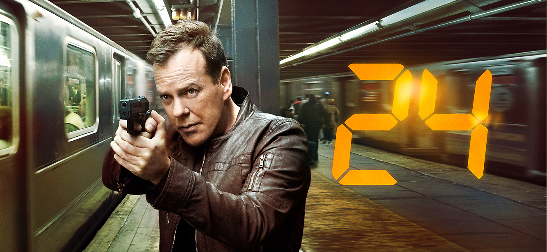 24  Season 1 tv series Poster