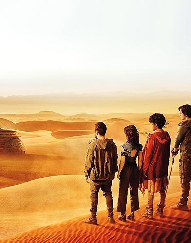 3 percent season 4 poster