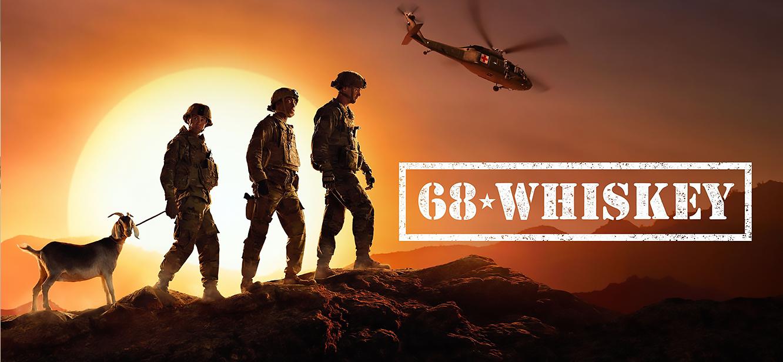 68 Whiskey Season 1 tv series Poster