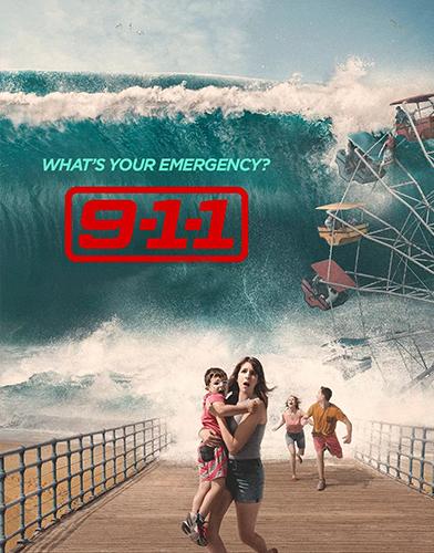 9-1-1 Season 3 poster