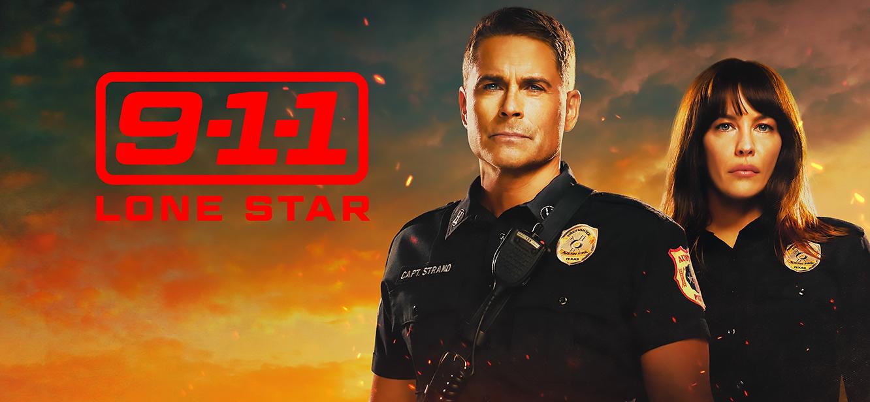 9-1-1: Lone Star Season 1 tv series Poster