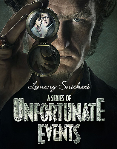 A Series of Unfortunate Events  Season 1 poster