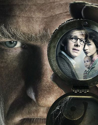 A Series of Unfortunate Events-tv-series-Poster
