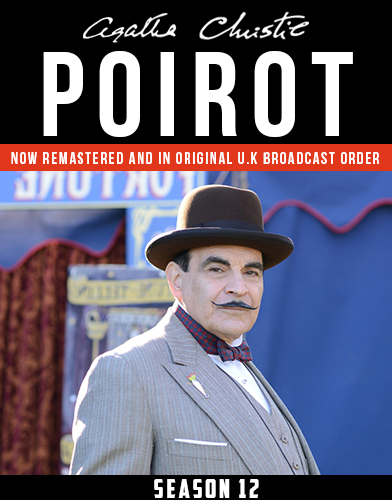 Agatha Christies Poirot season 12 Poster