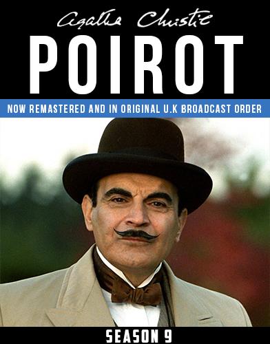 Agatha Christies Poirot season 9 Poster