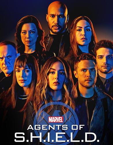 Agents of S.H.I.E.L.D. Season 6 poster