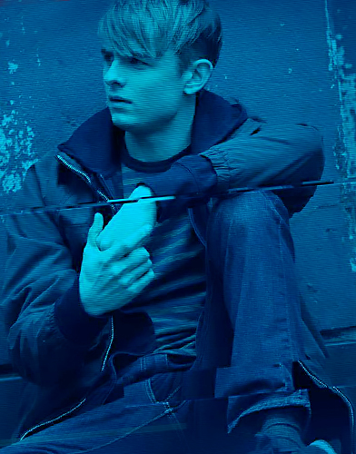 Alex Rider season 1 poster
