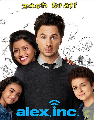 Alex, Inc. Season 1 poster