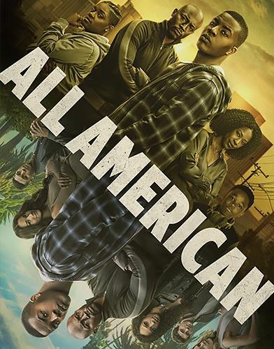 All American Season 2 poster
