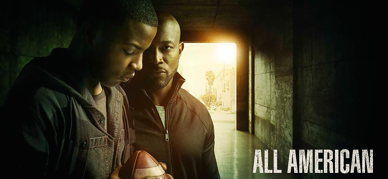 All American Season 2 tv series Poster