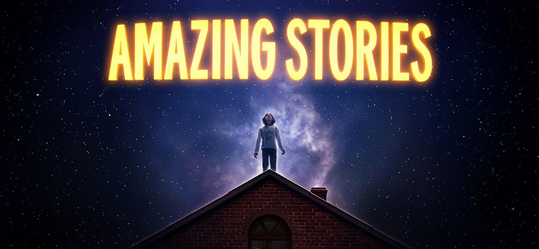 Amazing Stories Season 1 tv series Poster