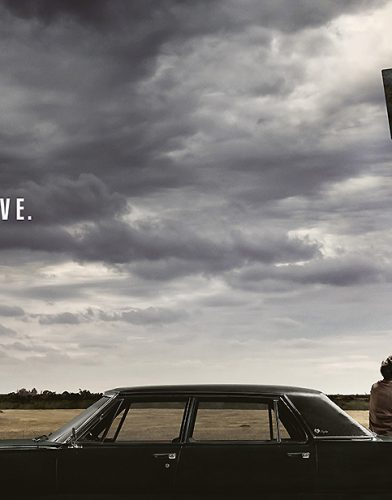 American Gods tv series Poster