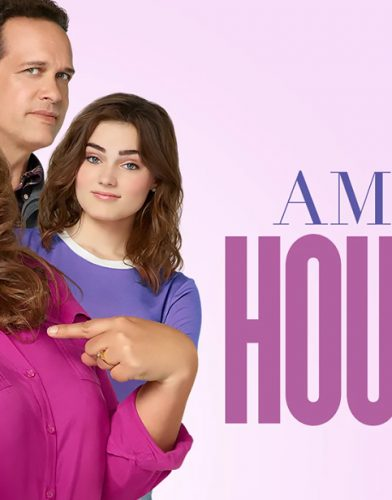 American Housewife tv series poster
