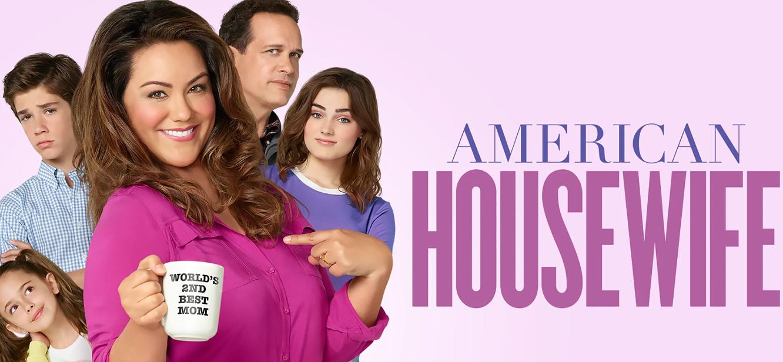 American Housewife Season 4 tv series Poster