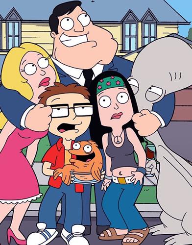 American Dad! Season 16 poster
