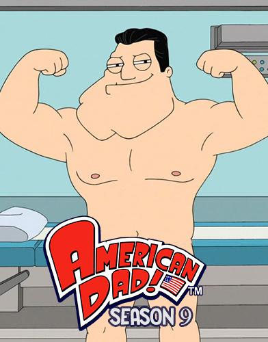 American Dad! Season 9 poster
