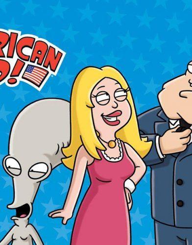 American Dad! tv series poster