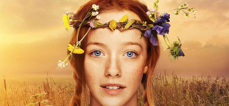 Anne Season 1 tv series Poster