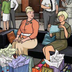 Archer  Season 2 screenshot 2