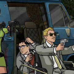 Archer  Season 3 screenshot 6