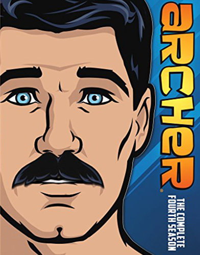 Archer  Season 4 poster