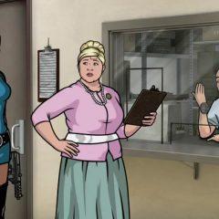 Archer  Season 4 screenshot 9