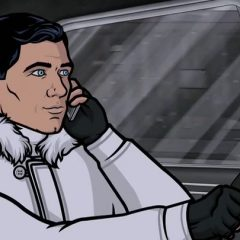 Archer  Season 4 screenshot 1