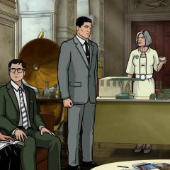 Archer  Season 5 screenshot 1