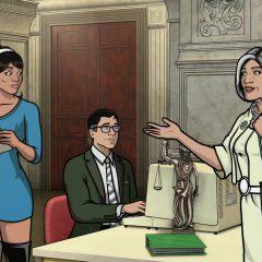 Archer  Season 5 screenshot 3