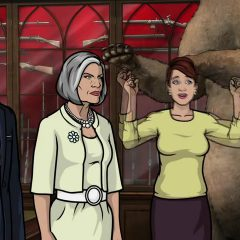 Archer  Season 5 screenshot 6