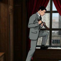 Archer  Season 5 screenshot 7