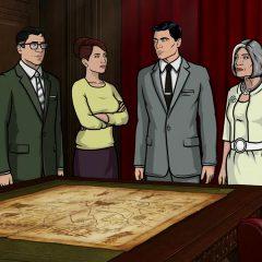 Archer  Season 5 screenshot 9