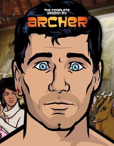 Archer season 6 Poster