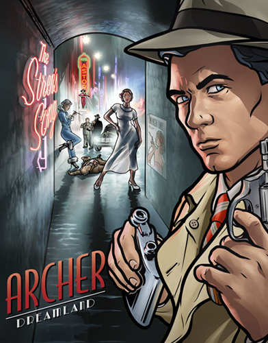 Archer  Season 8 poster