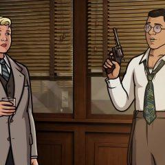 Archer  Season 8 screenshot 1