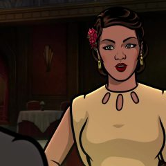 Archer  Season 8 screenshot 9