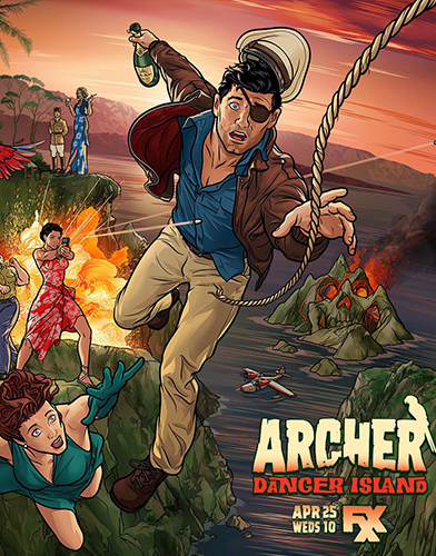 Archer  Season 9 poster
