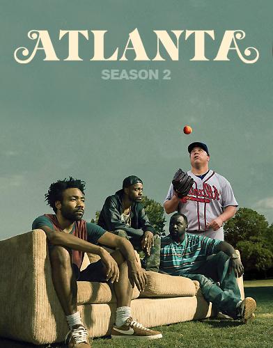 Atlanta Season 2 poster
