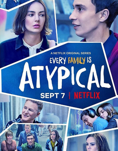 Atypical season 2 poster