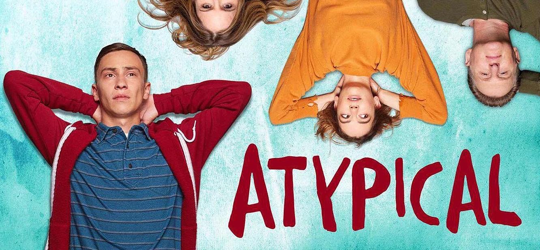 Atypical Season 1 tv series Poster