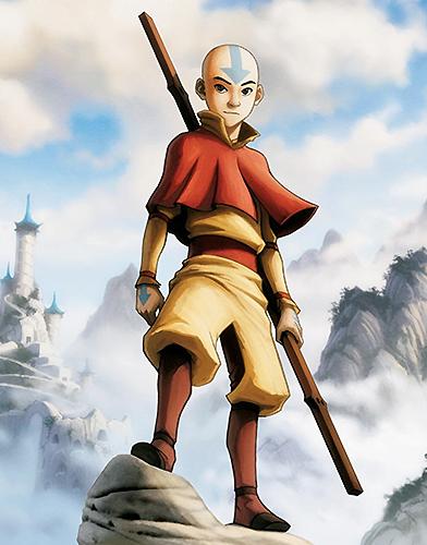 Avatar: The Last Airbender  Season 1 poster