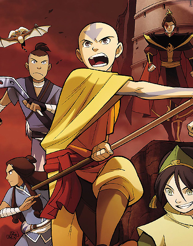 Avatar: The Last Airbender  Season 2 poster