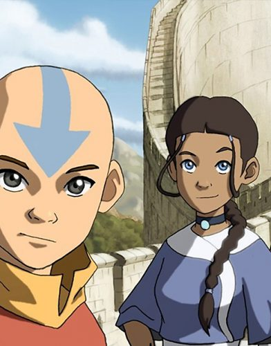 Avatar: The Last Airbender tv series poster